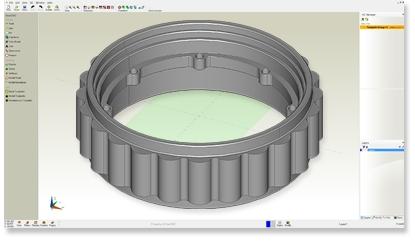 CAD/CAM WireEDM Software OneCNC